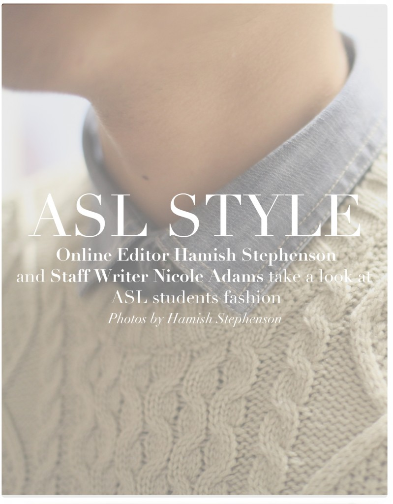 ASL+Style