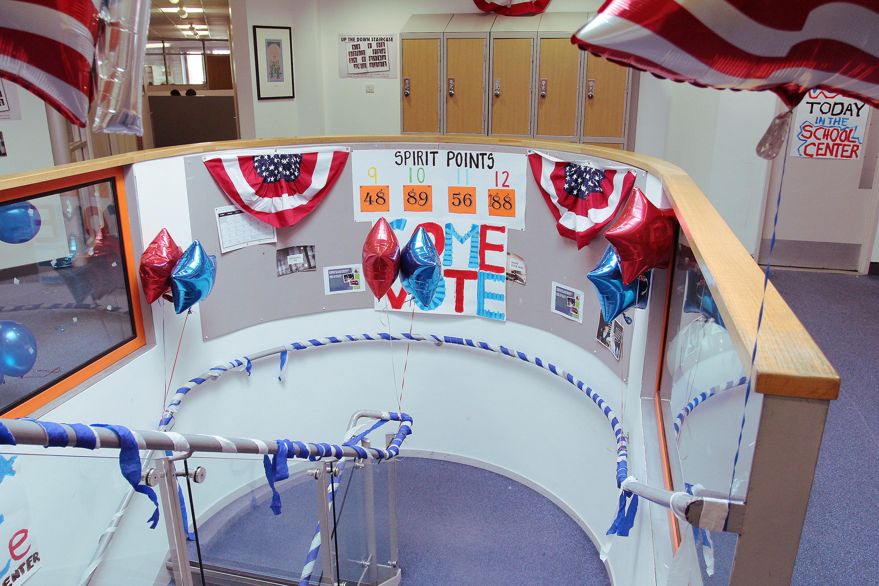 Election energizes political activity