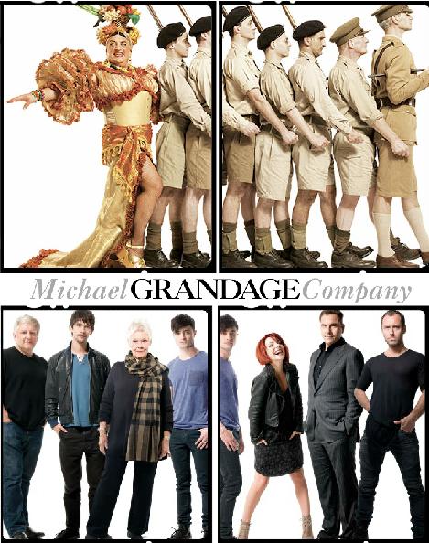 'Privates on Parade' & Michael Grandage Company