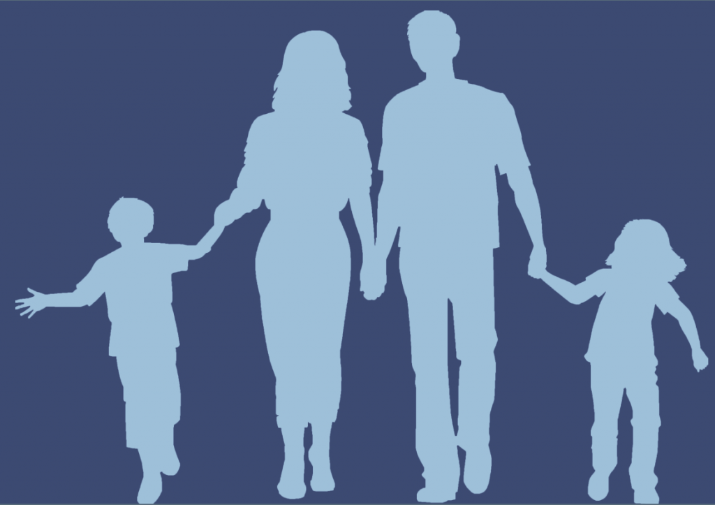 The evolving family