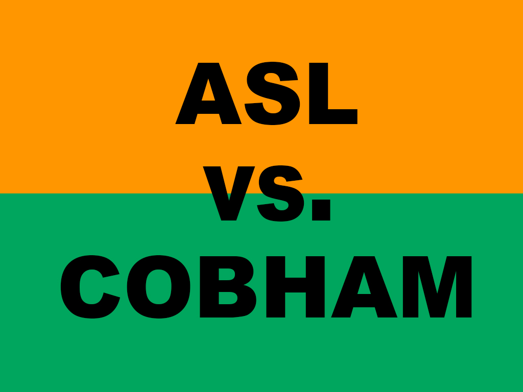 ASL+vs.+Cobham%3A+More+Than+a+Rivalry+