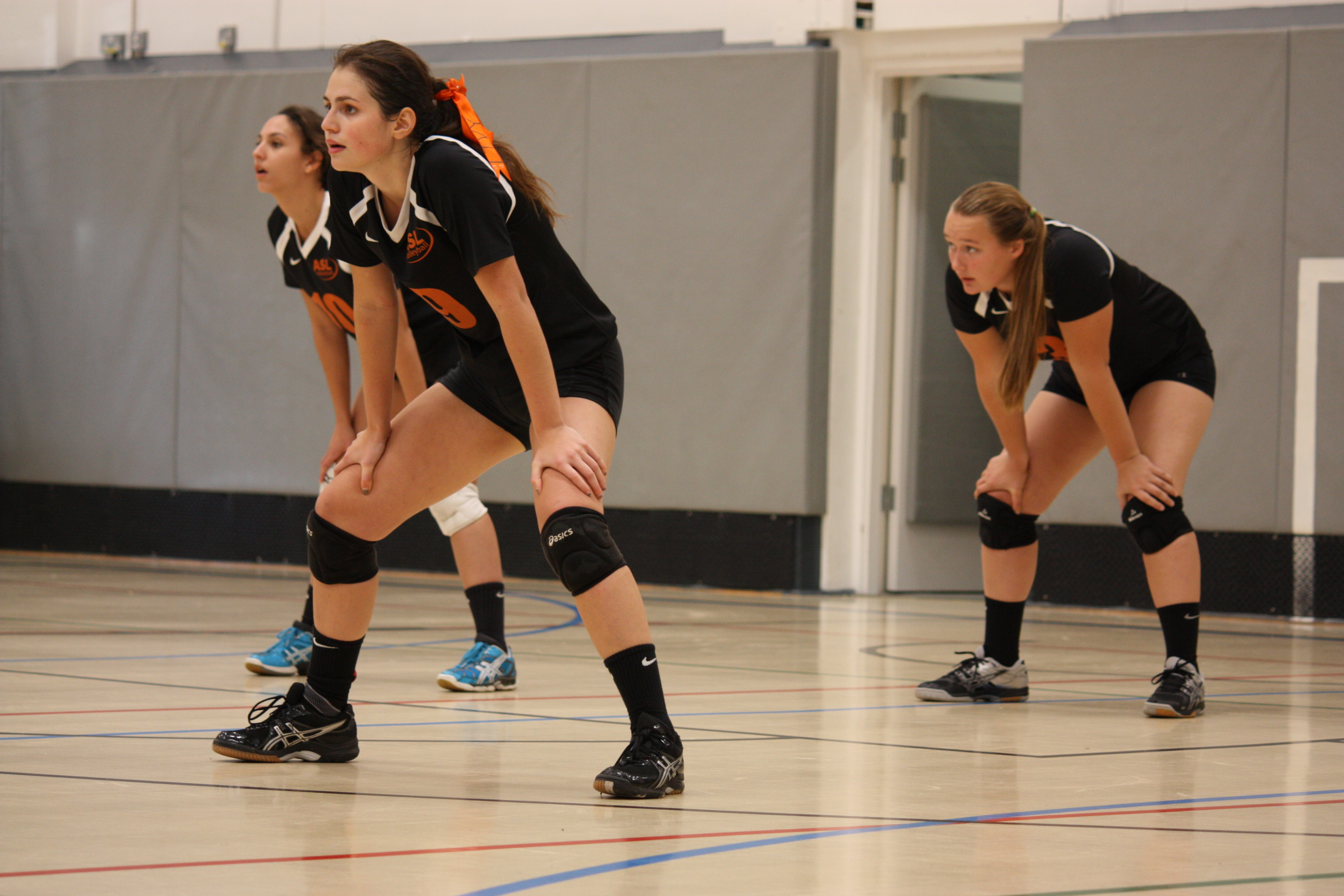 Varsity girls volleyball set to host ISSTs
