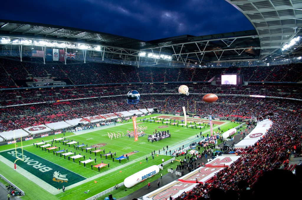 The+NFL+in+London