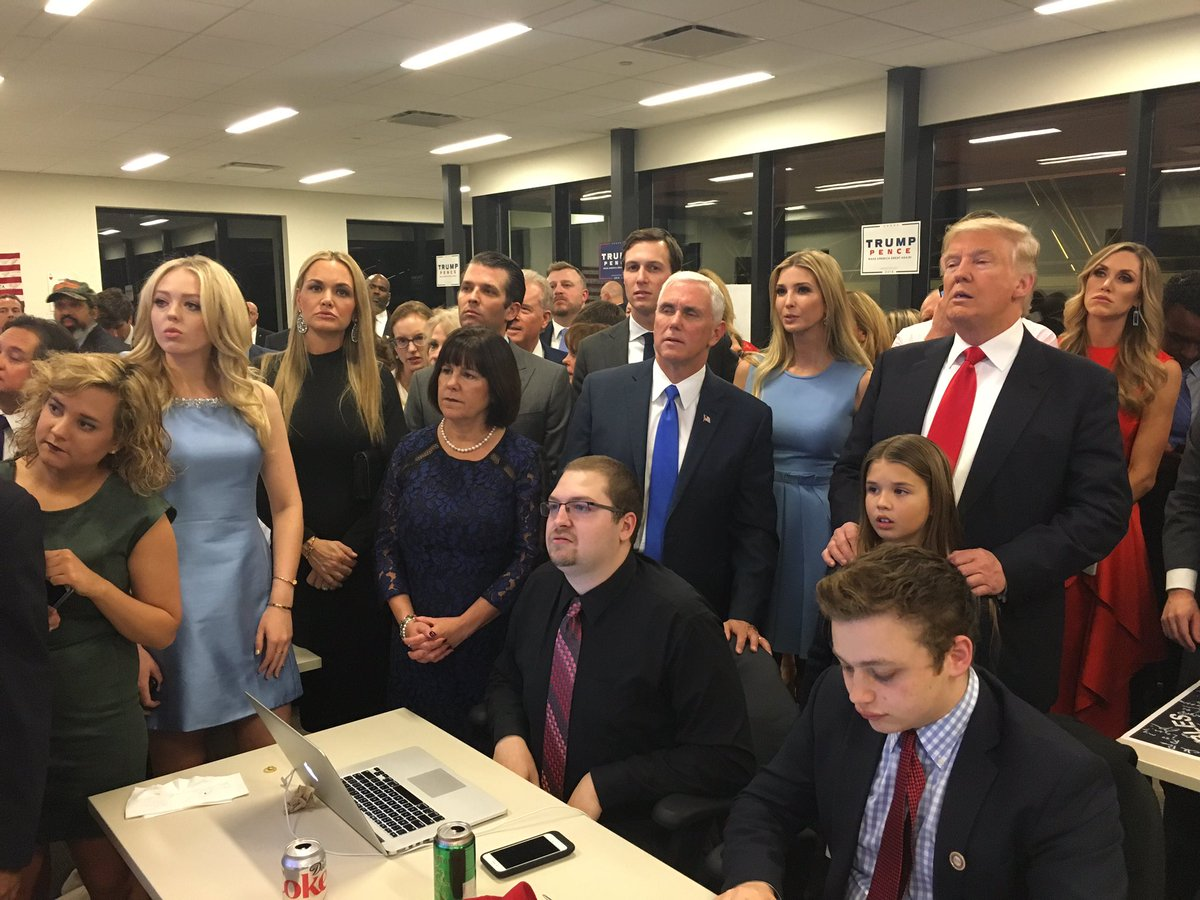 Inside the Trump campaign