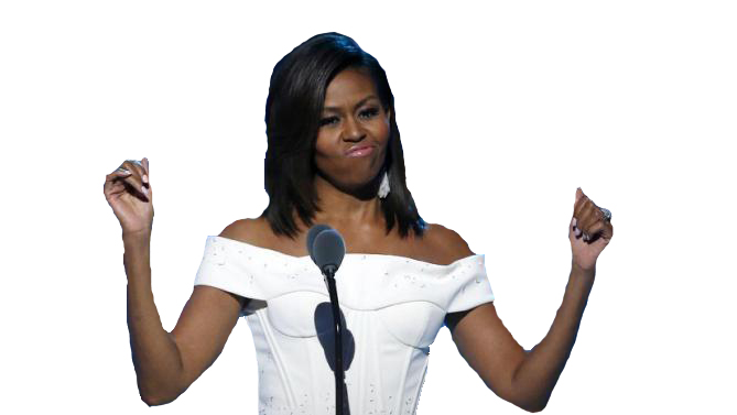 First Lady Michelle Obama speaks during a taping of the Black Girls Rock award ceremony at the New Jersey Performing Arts Center, Saturday, March 28, 2015, in Newark. (AP Photo/Julio Cortez)