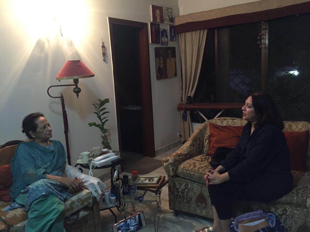 A year in Pakistan: Sana Shafqat's sabbatical