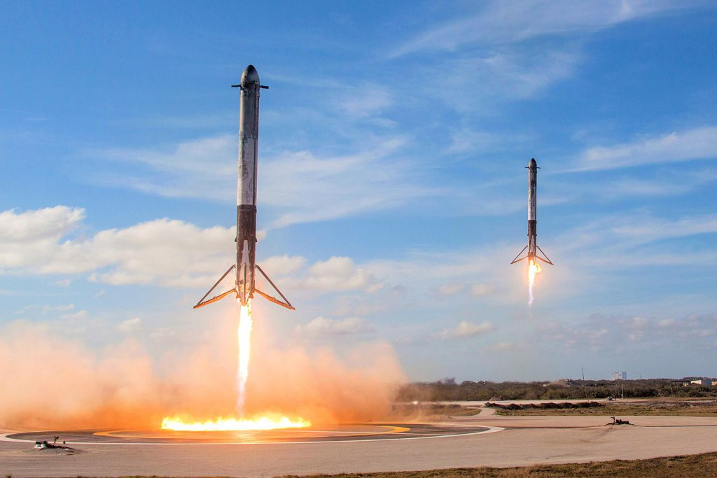 The+cost+of+the+SpaceX+exploration
