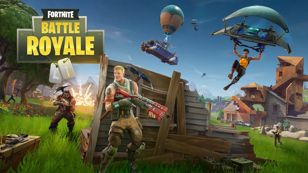 New Battle Royale game Fortnite attracts 40 million players worldwide