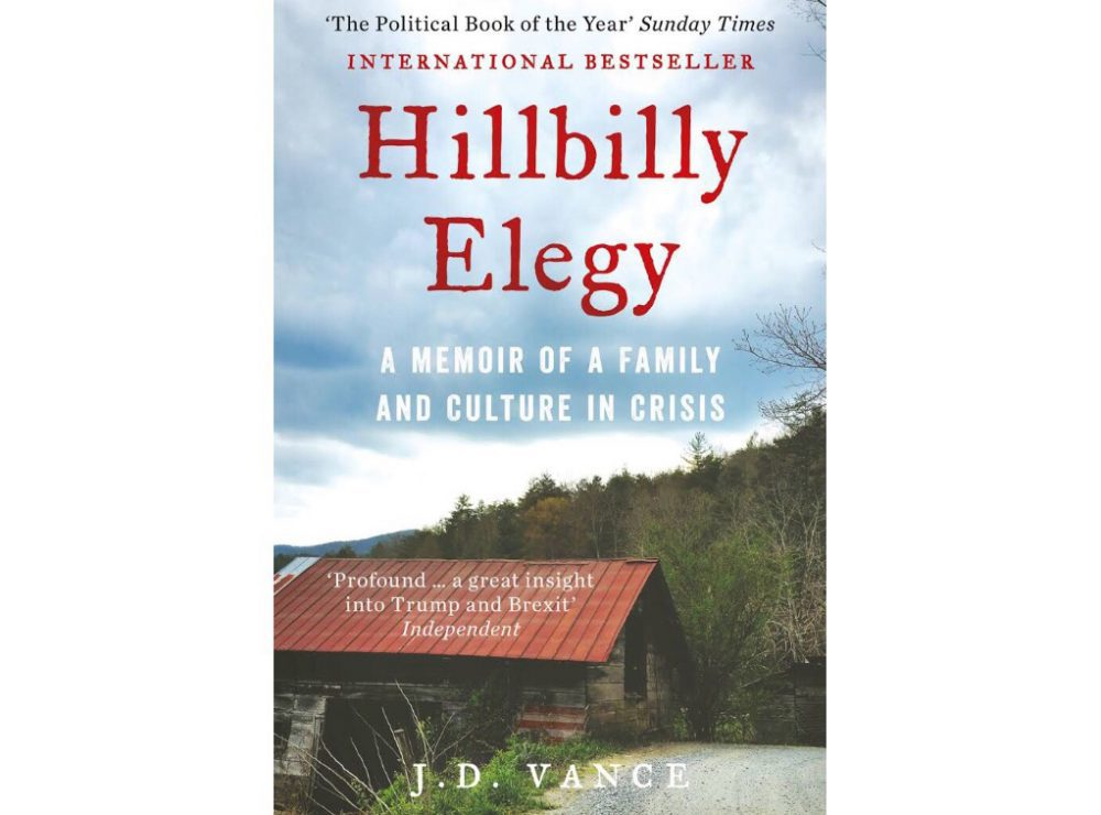 Understanding America's rust belt: A review of J.D. Vance's Hillbilly Elegy