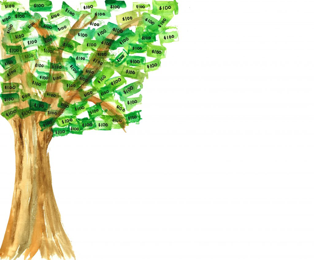 Managing tuition without a money tree