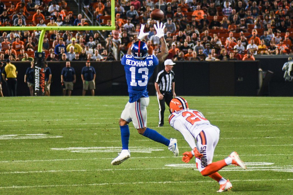Odell+Beckham+Jr.%27s+tweet+sends+positive+message
