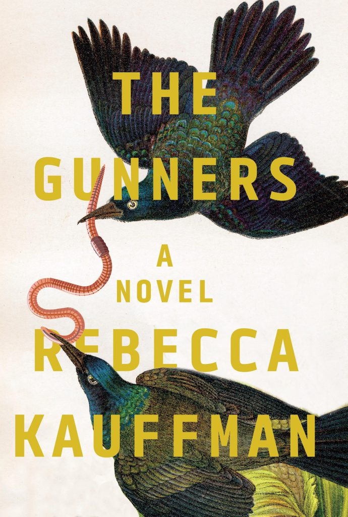 Rebecca Kauffman's The Gunners weaves a simple tale about the power of friendship