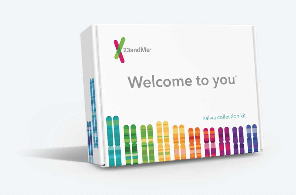The rise of 23andMe