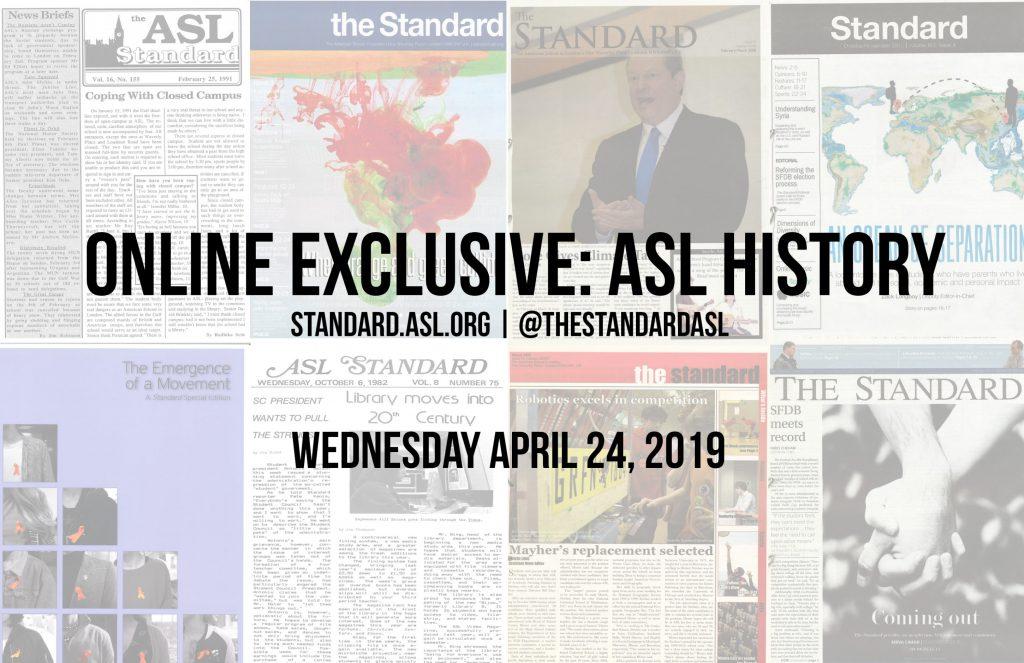 ASL+History
