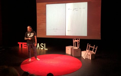 Students, Guest Speakers participate in TedxASL conference