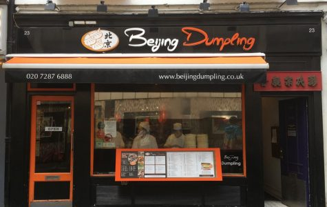 Beijing Dumpling: A piece of China in the heart of London