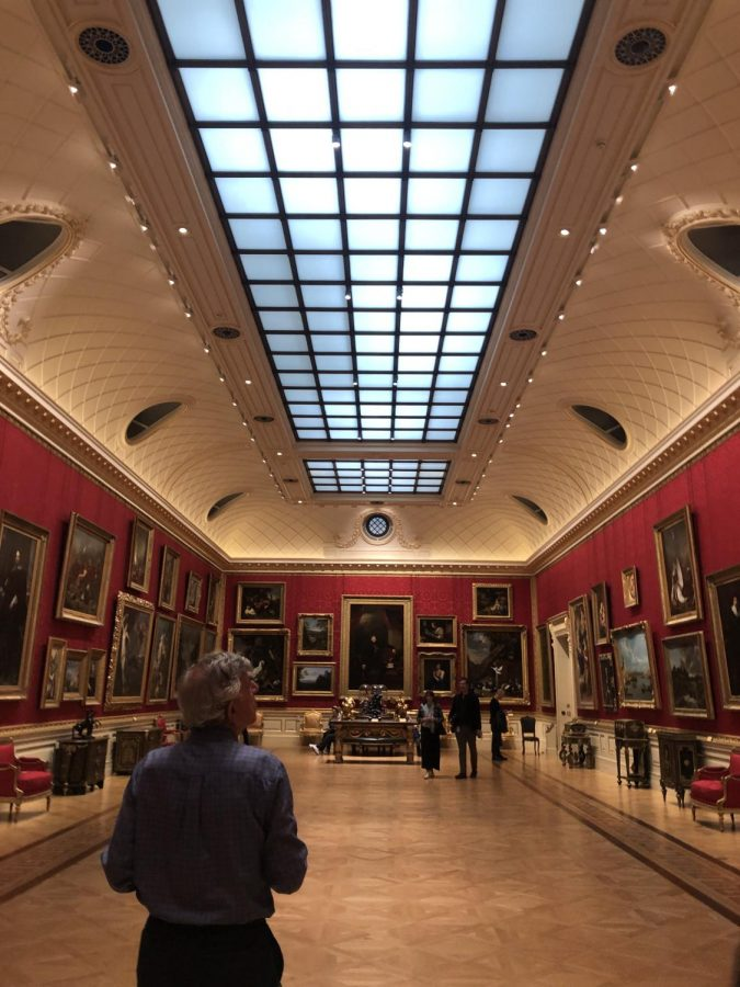The Measure of All Things: Renaissance Art & Science travelled to the Wallace Collection Museum to view art from the Renaissance.