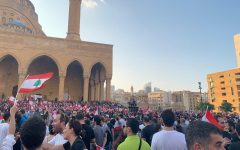 Lebanon citizens protest over new tax, other injustices