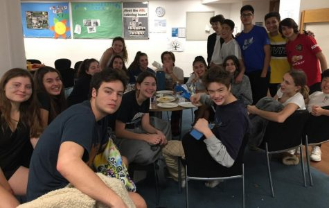 Grade 11 students bond at sixth annual Lock-In