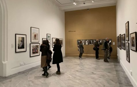 Spectators of the Taylor Wessing Photographic Portrait Prize 2019 exhibition at the National Portrait Gallery flock to view the unique photography.