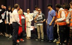 Assembly brings Halloween to High School