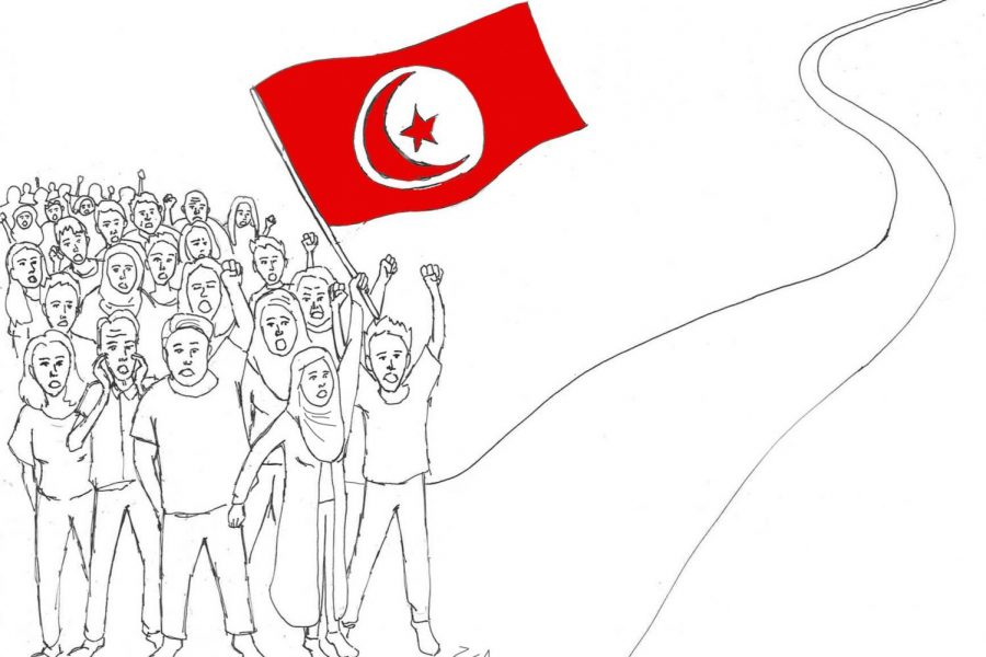 Nine years on from the Arab Spring, its initiator, Tunisia, is the only country that has emerged as democratic. The countrys path to democracy has been flawed, yet remains a strong example for nations in the region.