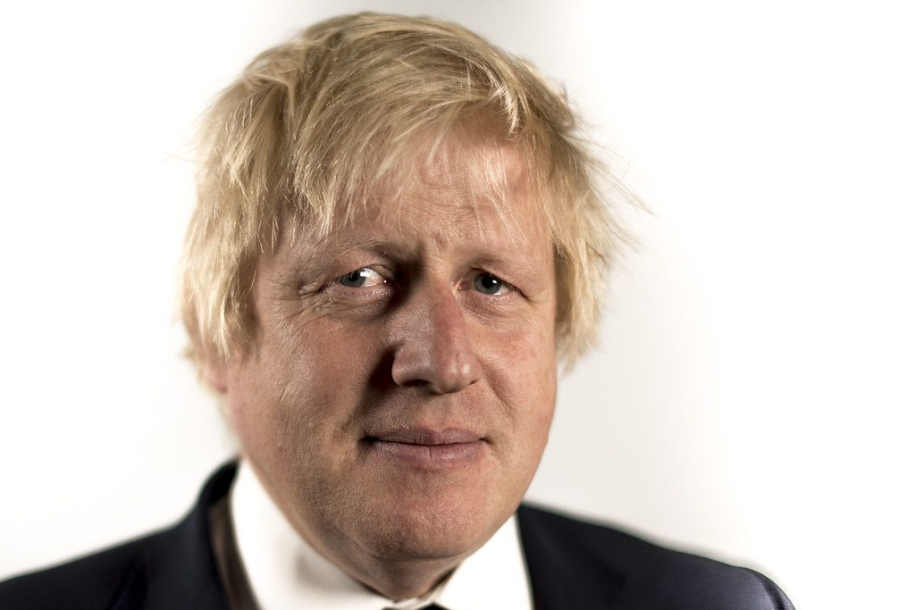 Boris Johnson is the leader of the Conservative Party. Johnson has dealt with negotiating Brexit since coming into office as Prime Minister in July.