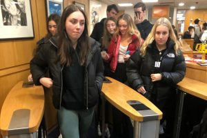 Freshmen granted open campus privileges