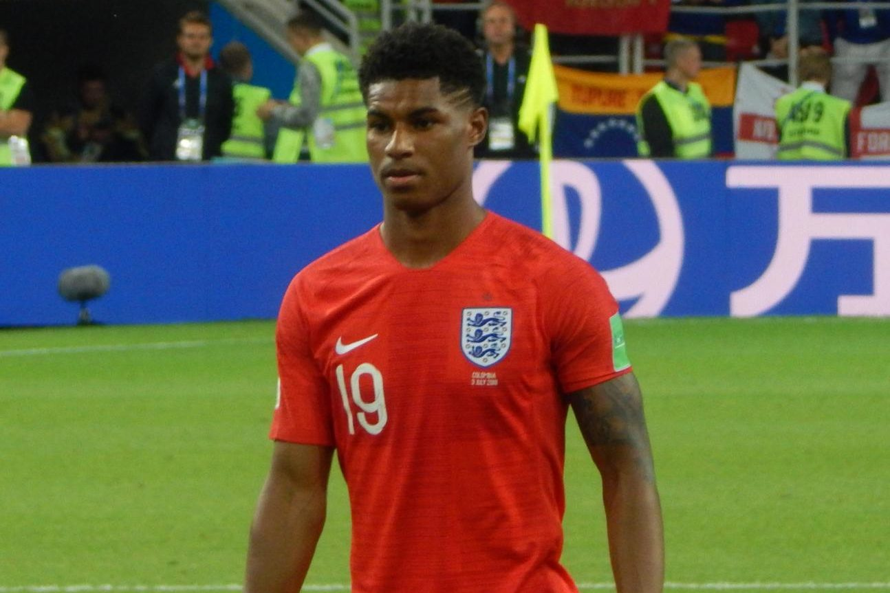 Marcus Rashford played in the game against Bulgaria where the fans made racist and antisemitic chants. He tweeted after the game to highlight the difficulty of the situation and the necessity of reform.