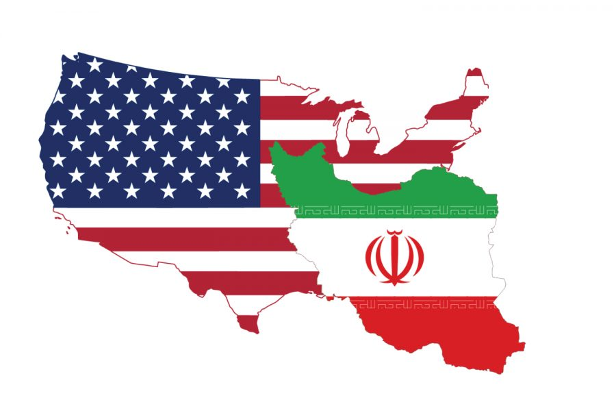 USA+and+Iran+tensions+have+been+high+since+the+death+of+Iranian+General+Qasem+Soleimani.