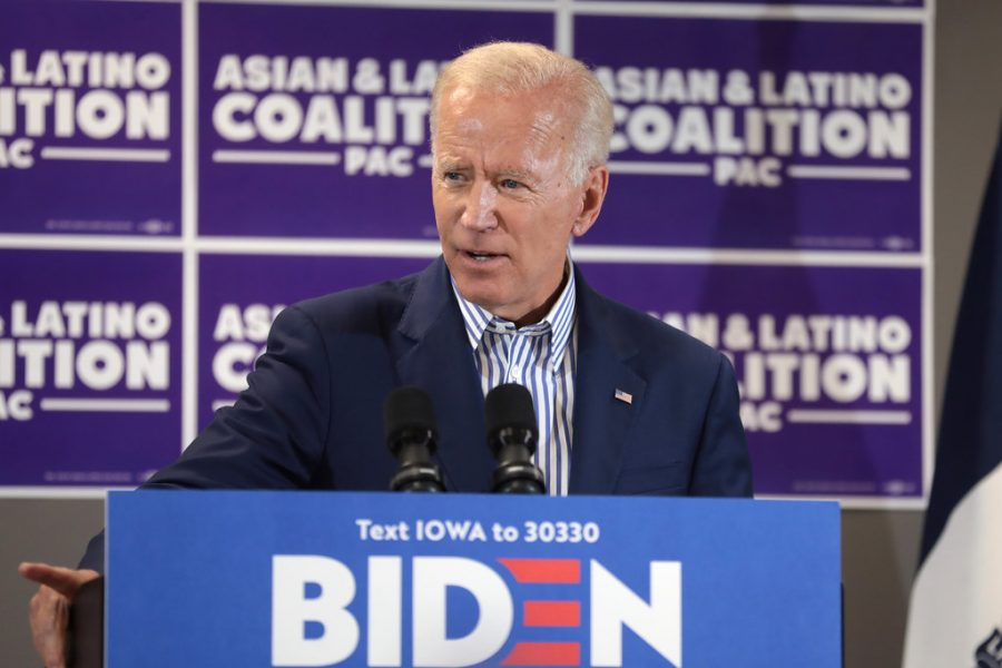 Former+VIce+President+Joe+Biden+took+a+%22gut+punch%22+in+the+caucuses.+