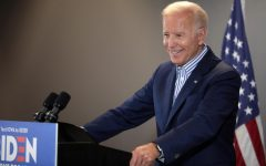 Former Vice President Joe Biden won 10 out of 14 primaries on Super Tuesday, which occurred March 4. Biden is the leading moderate candidate for the Democratic nomination for president. He is considered to be one of the most likely winners, alongside Senator Bernie Sanders.