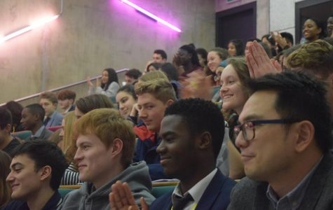 High School students help organize youngPOWER conference
