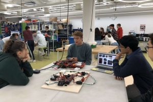 Robotics trip canceled over coronavirus fears