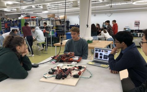Robotics trip canceled over coronavirus fears