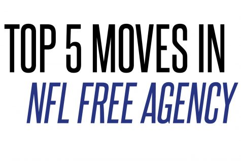 Ranking the Top 5 NFL free agent moves and what it means for the teams involved