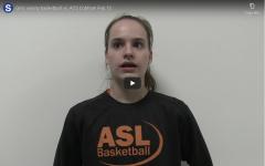 Video: girls varsity basketball vs. ACS Cobham
