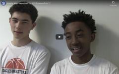 Video: boys varsity basketball vs. ACS Cobham