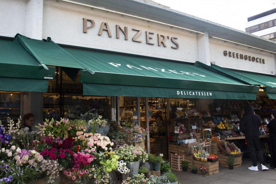 Panzer's Deli serves international community