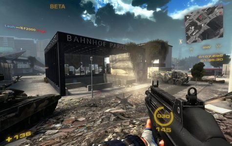 First person shooter games can often be attributed as the cause in gun violence in the U.S. However, there is distinct different to playing video games and shooting live ammunition, which is overlooked.