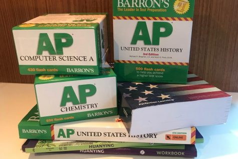 Change of AP exams make yearlong effort seem worthless