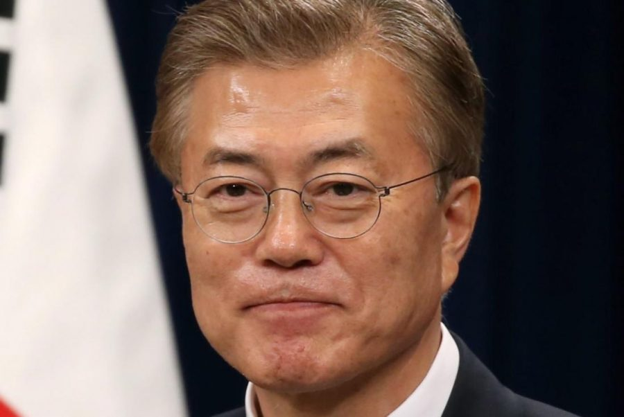 President of South Korea Moon Jae-in has had a swift response to the coronavirus pandemic.