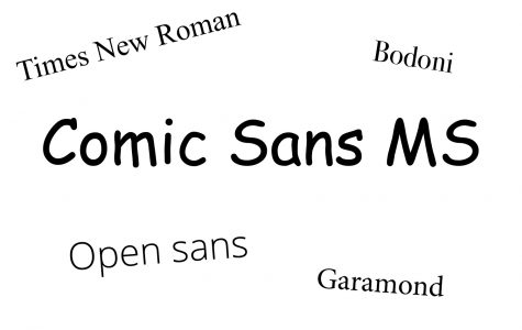 Fonts were all made with a specific purpose in mind for a specific occasion. Noticeably, comic sans has been used in far too many occasions when it looks too young and happy.