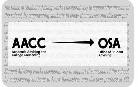 Academic advising and college counseling office is rebranded
