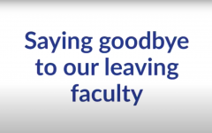 Leaving faculty members reflect on time at ASL