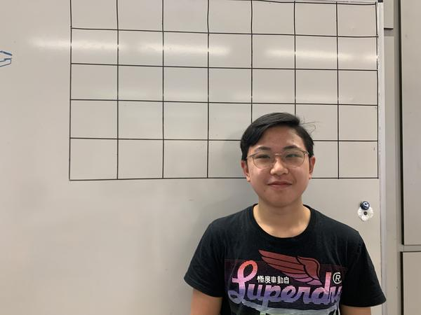 Coming from Manchester Grammar School, Marcus Chae ('24) is not only having to adapt to a new school, but a new city. Chae said that on his first day he felt lost and nervous.