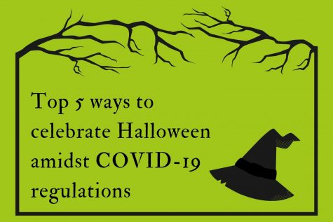 Top 5 ways to celebrate Halloween amidst COVID-19 restrictions