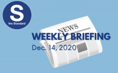 Lead News Editor Cameron Spurr and News Editor: Online Sajah Ali break down the most important school events this week.