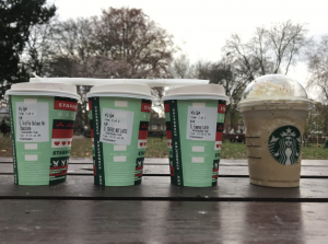 Starbucks has released its new holiday drink specials. Staff Writers Sophia Bassi and Clara Martinez review the the Toffee Nut Latte, Eggnog Latte, Truffle Deluxe Hot Chocolate and Gingerbread Frappuccino.
