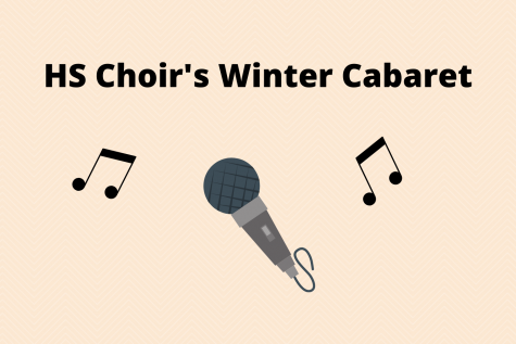 HS Choir performs in virtual cabaret, adapting to COVID-19 restrictions